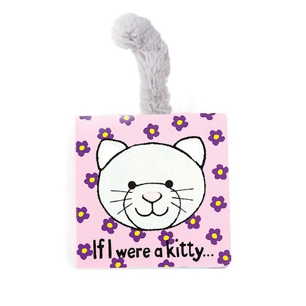 Jellycat Jellycat If I Were A Kitty Board Book