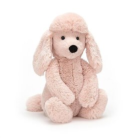 Jellycat Jellycat Bashful Poodle Stuffed Animal - 7""