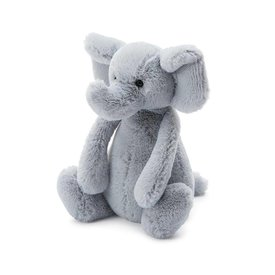 Jellycat Jellycat Bashful Grey Elephant - Small