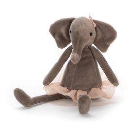 Jellycat Jellycat Dancing Darcey Elephant - Small
