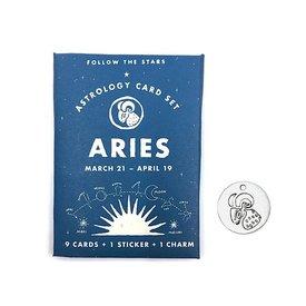 Three Potato Four Three Potato Four Astrology Card Pack - Aries