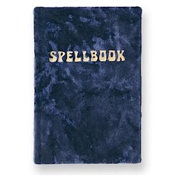 Printfresh Studio Printfresh Studio Journal - Small Velvet Spellbook