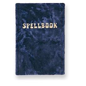 Printfresh Studio Printfresh Studio Journal - Small Velvet Spellbook