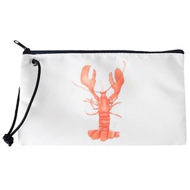 Sea Bags Sara Fitz Single Lobster Wristlet