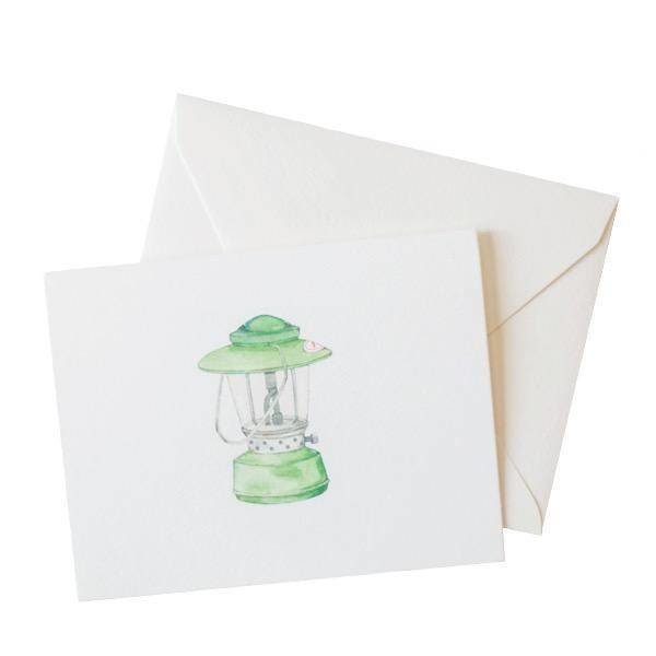 Sara Fitz Vintage Lantern Card