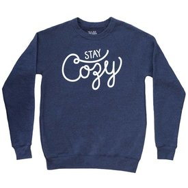 Hills & Trails Stay Cozy Crew Neck