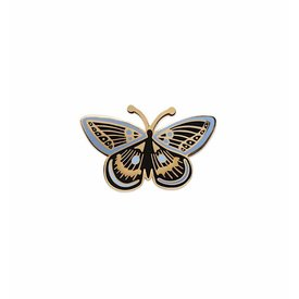 Rifle Paper Co. Enamel Pin - Butterfly