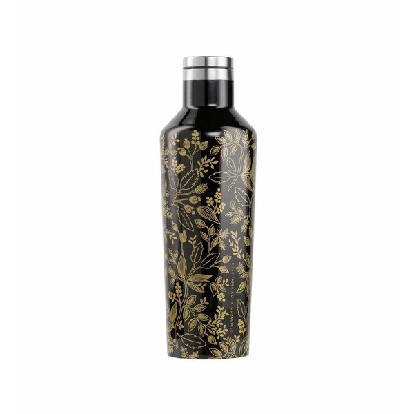 Corkcicle Corkcicle + Rifle Paper 16oz Canteen - Queen Anne
