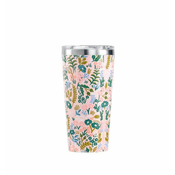 Corkcicle Corkcicle + Rifle Paper 16oz Tumbler - Tapestry