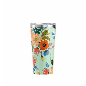 Corkcicle Corkcicle + Rifle Paper 16oz Tumbler - Lively Floral