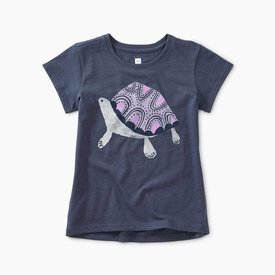 Tea Collection Turtle Graphic Tee