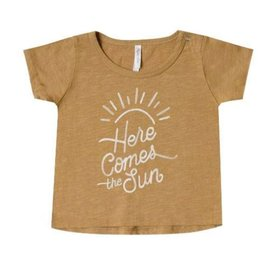 Rylee + Cru Here Comes The Sun Basic Tee