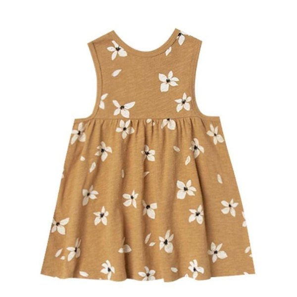 Rylee + Cru Hibiscus Layla Mini Dress