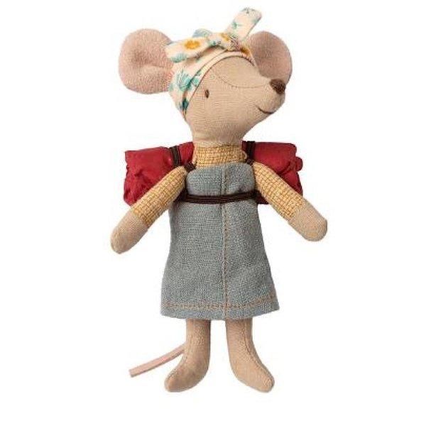 Maileg Mouse - Hiking Big Sister