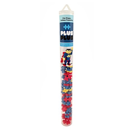 Plus Plus Plus Plus Mini Maker Tube - Superhero