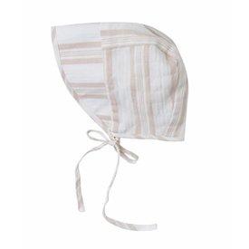 Rylee + Cru Stripe Bonnet