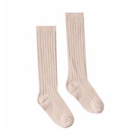 Rylee + Cru Solid Knee Socks