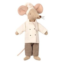Maileg Mouse - Chef