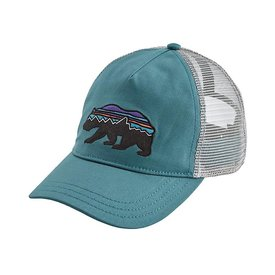 Patagonia Womens Fitz Roy Bear Layback Trucker Hat