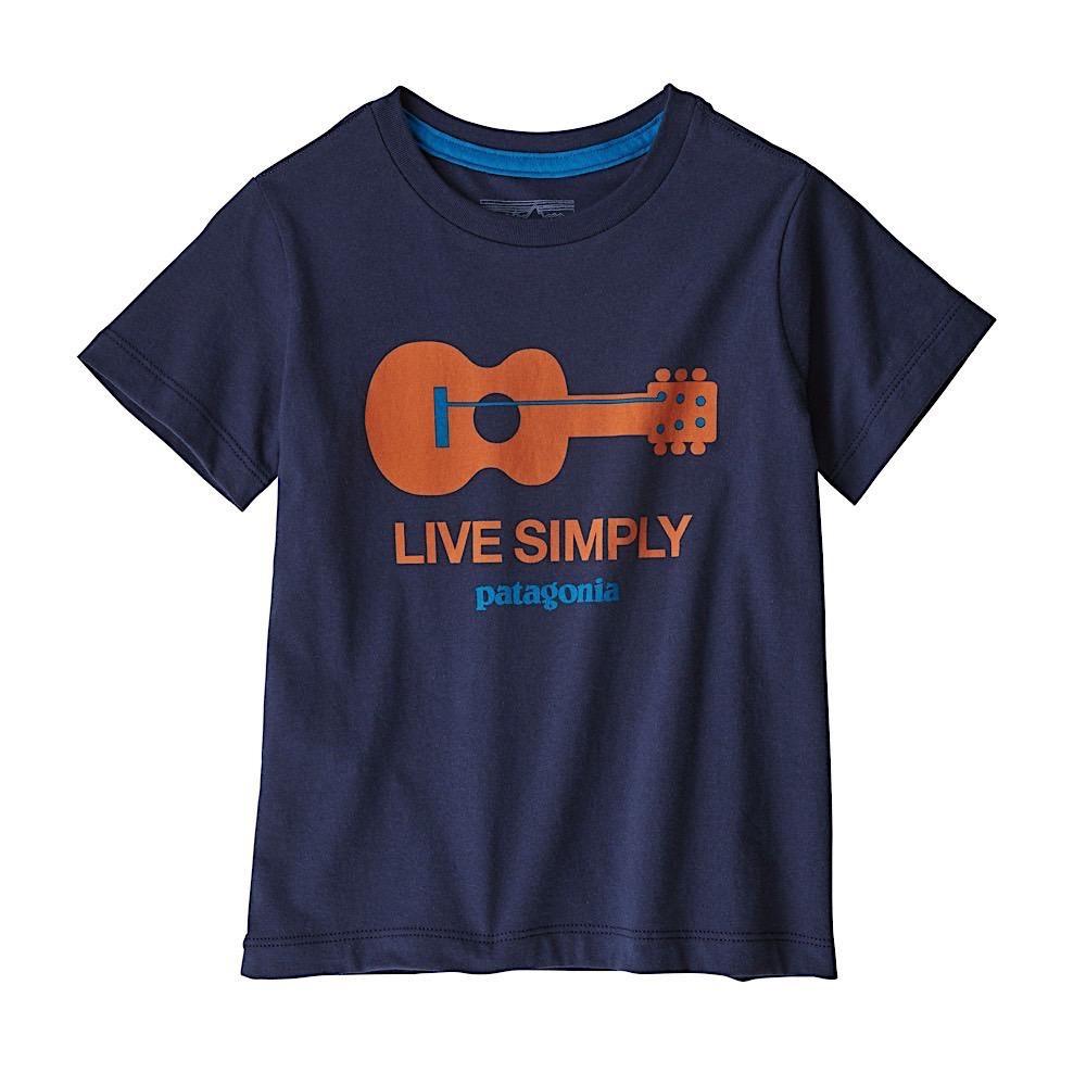 30af66ba083ea Patagonia Baby Live Simply Organic T-Shirt