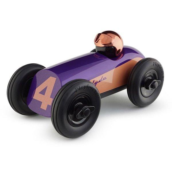 Playforever Midi 2 Race Car Clyde  - Purple/Copper