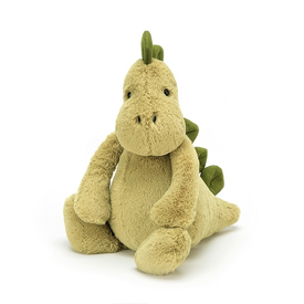 Jellycat Jellycat Bashful Dino - Medium 12""