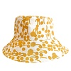 Erin Flett Bucket Hat - Small - Gold - Berries