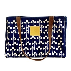 Erin Flett Erin Bag - Navy - Lollipop