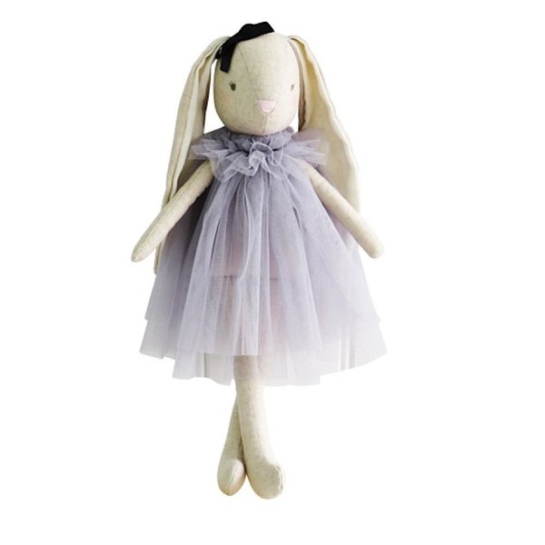 Alimrose Baby Beth Bunny - Lavender