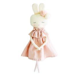 Alimrose Isabelle Bunny - Pink Linen