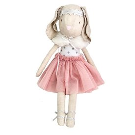 Alimrose Blair Bunny in Capelet - Blush