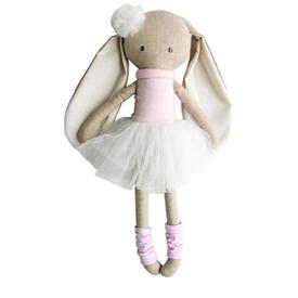 Alimrose Bopsy Bunny Ballerina - Large