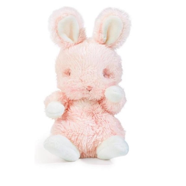 Bunnies By The Bay Wittle Spring Friend Bunny - Pink