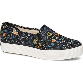 KEDS Adult + Rifle Paper Co. Triple Decker / Wildwood