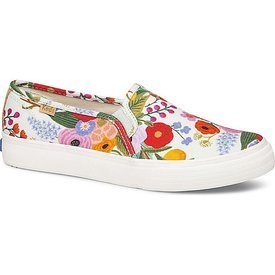 KEDS Adult + Rifle Paper Co. Double Decker / Garden Party
