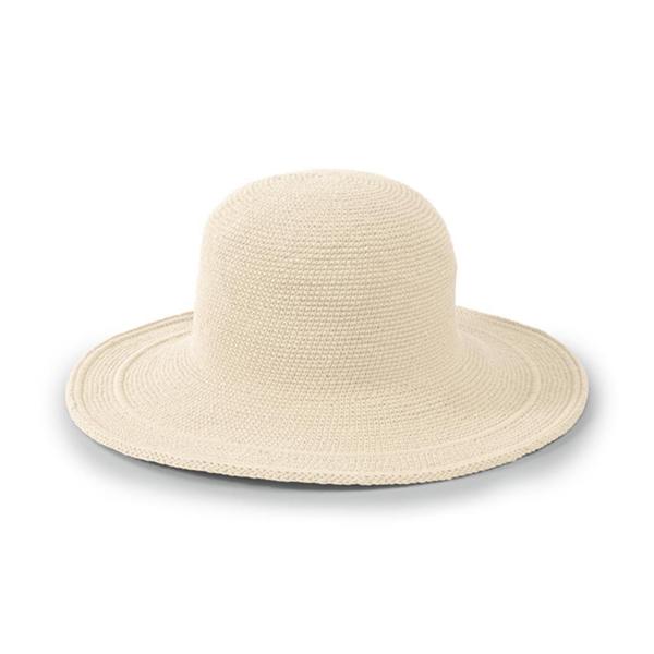 """Crochet Cotton Hat 4"""" Brim"""