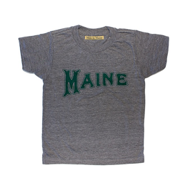 Milo In Maine Kid's Tee - Maine