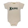 Milo In Maine Baby Onesie - Maine
