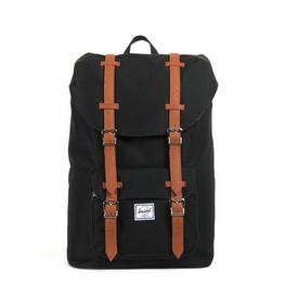 Herschel Little America Mid-Volume Backpack - Black