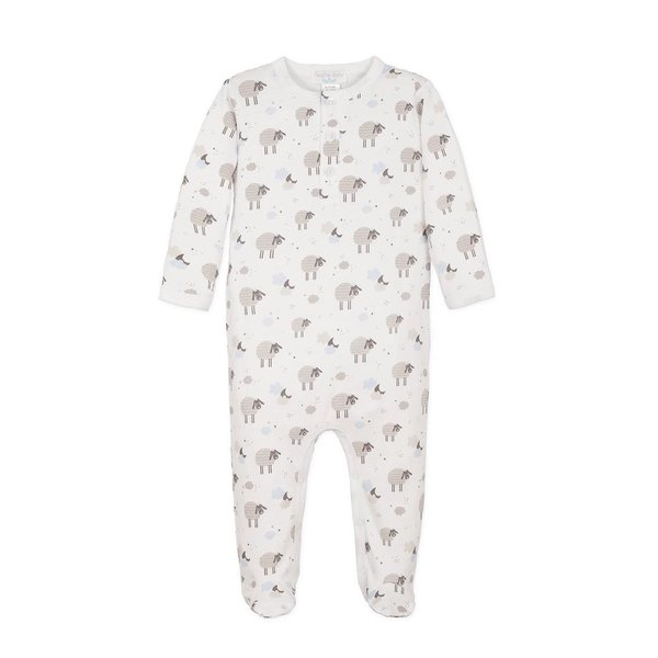 Feather Baby Feather Baby Henley Footie