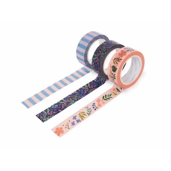 Rifle Paper Co. Paper Tape - Tapestry Set