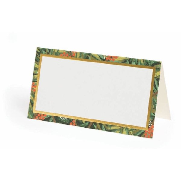 Rifle Paper Co. Place Cards - Pine