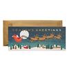Rifle Paper Co. Card - Santa's Sleigh