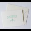 Sara Fitz Whale Weathervane Card