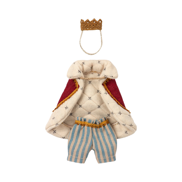 Maileg Mouse - Clothes for King Mouse
