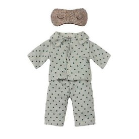 Maileg Mouse - Pyjamas for Dad Mouse