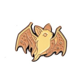 Lost Lust Supply Lost Lust Supply Enamel Pin - Ghost Bat - Light