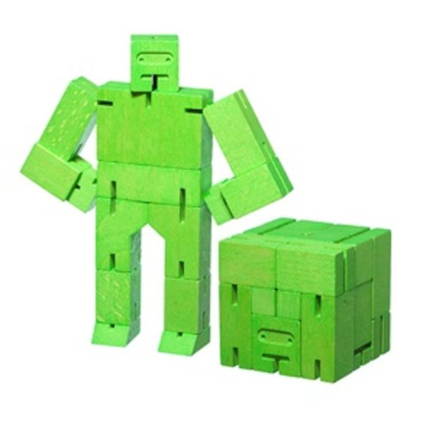 Cubebot Small - Green