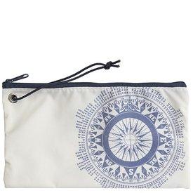 Sea Bags Custom Daytrip Society Compass Wristlet