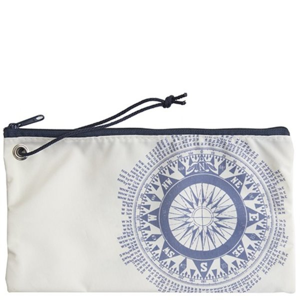 Sea Bags Custom Daytrip Society Compass Wristlet